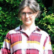 Portrait de Maude Le Jeune médaille de cristal du CNRS